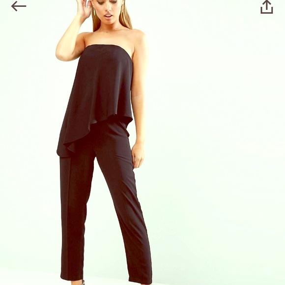 994cf92954e ASOS Pants - ASOS Black Jumpsuit 🏁